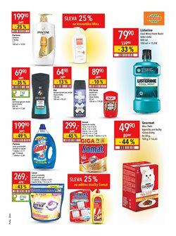 Šampon nabídky v Praze