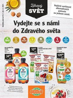 Hyper-Supermarkety akce v Globus katalogu ( Zbývá 16 dní )