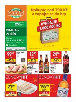 Hyper-Supermarkety akce v Globus katalogu ( Zveřejněno včera)