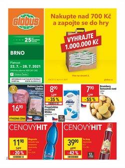 Hyper-Supermarkety akce v Globus katalogu ( Vyprší zítra)