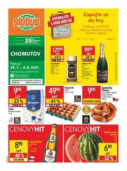 Hyper-Supermarkety akce v Globus katalogu ( Zbývá 3 dní)