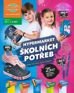 Hyper-Supermarkety akce v Globus katalogu ( Před více než měsícem)
