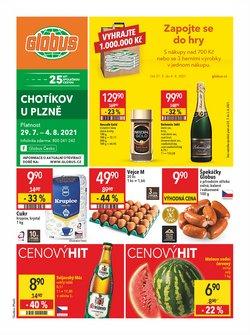 Hyper-Supermarkety akce v Globus katalogu ( Zbývá 5 dní)