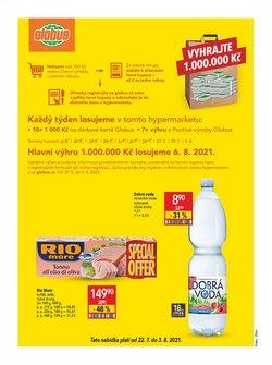 Hyper-Supermarkety akce v Globus katalogu ( Zbývá 2 dní)