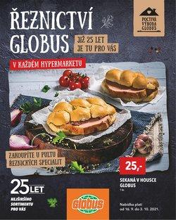 Globus akce v Globus katalogu ( Zbývá 10 dní)