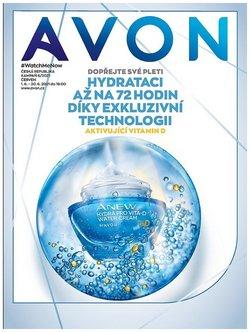 Zdraví a Kosmetika akce v Avon katalogu ( Zbývá 6 dní)