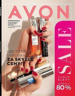 Zdraví a Kosmetika akce v Avon katalogu ( Zbývá 4 dní)