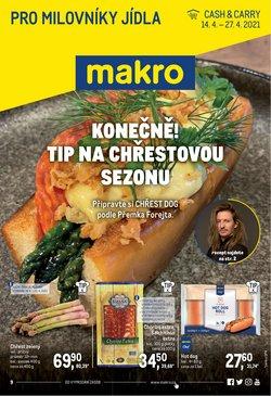 Sezóna akce v Makro katalogu ( Zveřejněno včera)