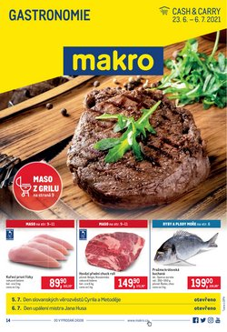 Hyper-Supermarkety akce v Makro katalogu ( Zveřejněno dnes)