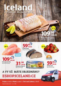 Iceland katalog v Lysá nad Labem ( Vypršelo )
