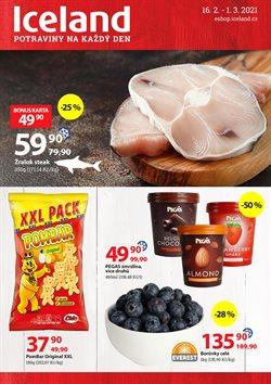 Hyper-Supermarkety akce v Iceland katalogu v Praha ( Platnost vyprší dnes )