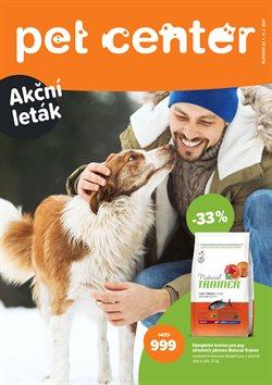 Pet Center katalog ( Zbývá 15 dní)