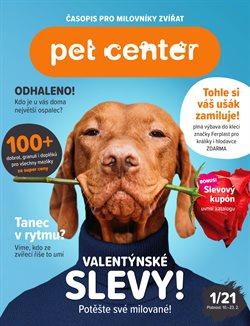 Pet Center katalog ( Vypršelo )