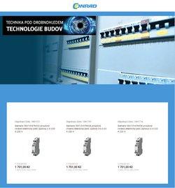 Elektronika a Bílé Zboží akce v Conrad katalogu ( Vyprší zítra)