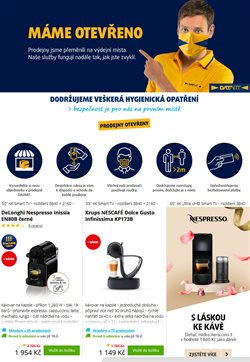 Elektronika a Bílé Zboží akce v Datart katalogu v Praha ( Zbývá 4 dní )