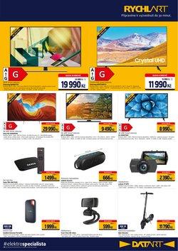 Elektronika a Bílé Zboží akce v Datart katalogu ( Zbývá 2 dní )