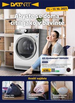 Elektronika a Bílé Zboží akce v Datart katalogu ( Platnost vyprší dnes)