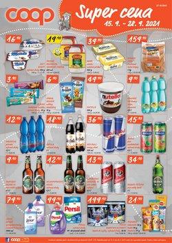 Hyper-Supermarkety akce v Coop katalogu ( Zbývá 5 dní)