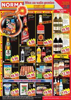 Hyper-Supermarkety akce v Norma katalogu ( Platnost vyprší dnes)