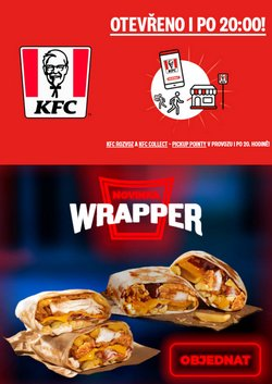 KFC katalog ( Zveřejněno včera )