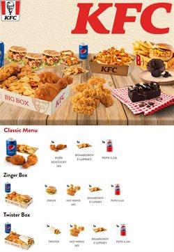Restaurace akce v KFC katalogu v Praha ( Před více než měsícem )