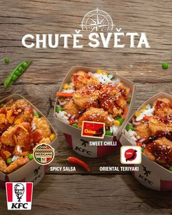 Restaurace akce v KFC katalogu ( Vyprší zítra)