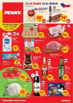 Hyper-Supermarkety akce v Penny Market katalogu ( Zveřejněno dnes)