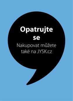 Bidlení a Nábytek akce v JYSK katalogu v Praha ( Platnost vyprší dnes )