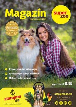 Super Zoo katalog ( Vypršelo )