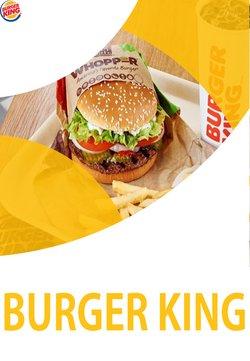 Burger King katalog ( Zbývá 7 dní )