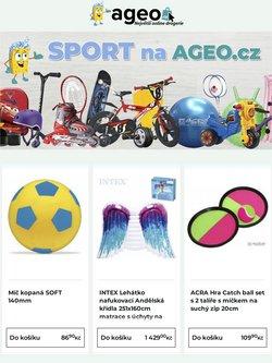 Zdraví a Kosmetika akce v Ageo katalogu ( Zbývá 10 dní)