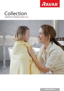 Ravak katalog ( Vypršelo )