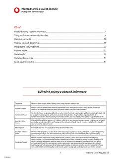 Elektronika a Bílé Zboží akce v Vodafone katalogu ( Zbývá 25 dní)