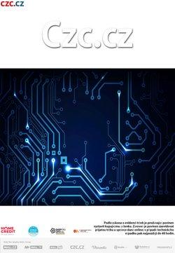 CZC katalog ( Vypršelo )