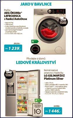 Praní a žehlení nabídky v Praze