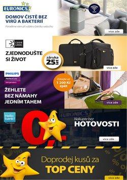 Euronics akce v Euronics katalogu ( Zveřejněno včera)
