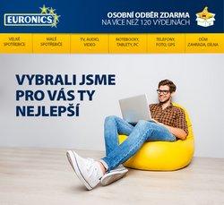 Elektronika a Bílé Zboží akce v Euronics katalogu ( Zbývá 7 dní)