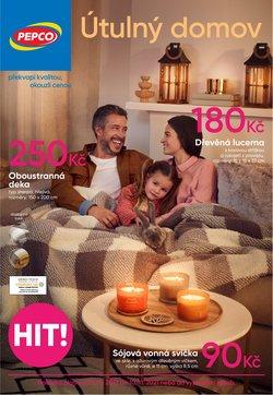 Bydlení a Nábytek akce v Pepco katalogu ( Zbývá 13 dní)