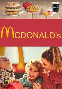 McDonald's katalog ( Vypršelo )