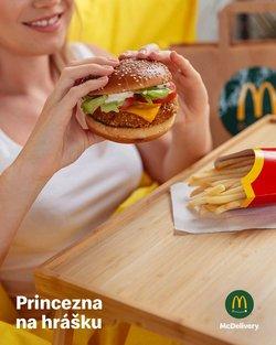 Restaurace akce v McDonald's katalogu ( Zbývá 25 dní)
