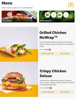 Restaurace akce v McDonald's katalogu ( Zbývá 7 dní)