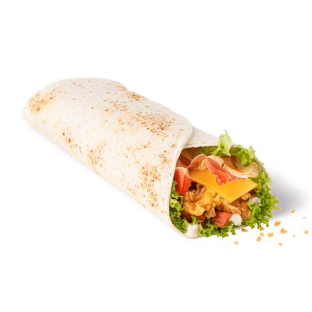 Twister Cheese&Bacon akce v 109Kč