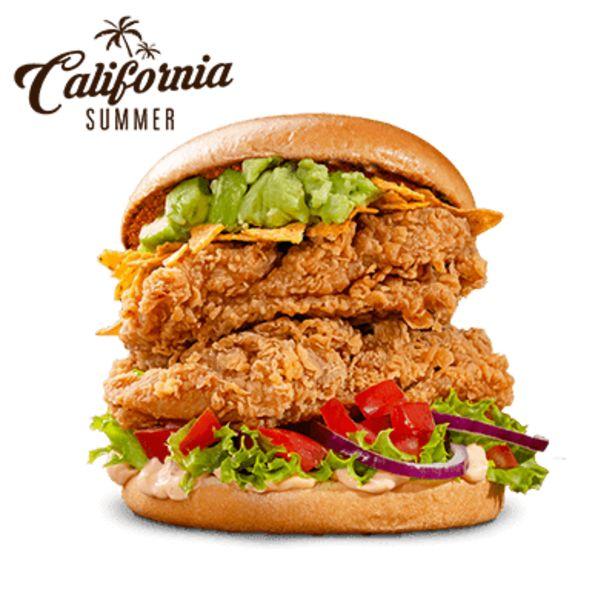 California Zinger Double akce v 145Kč