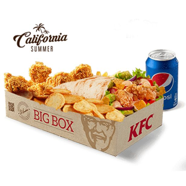 California Twister box akce v 209Kč