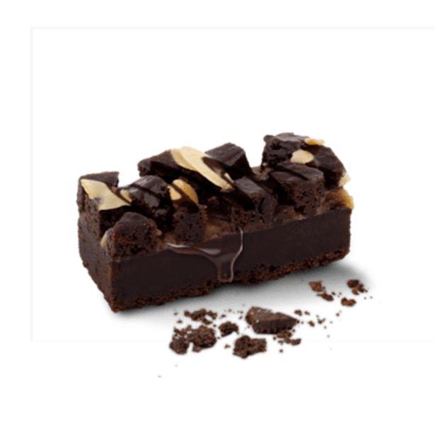 Brownie čokoláda & slaný karamel akce v 59Kč