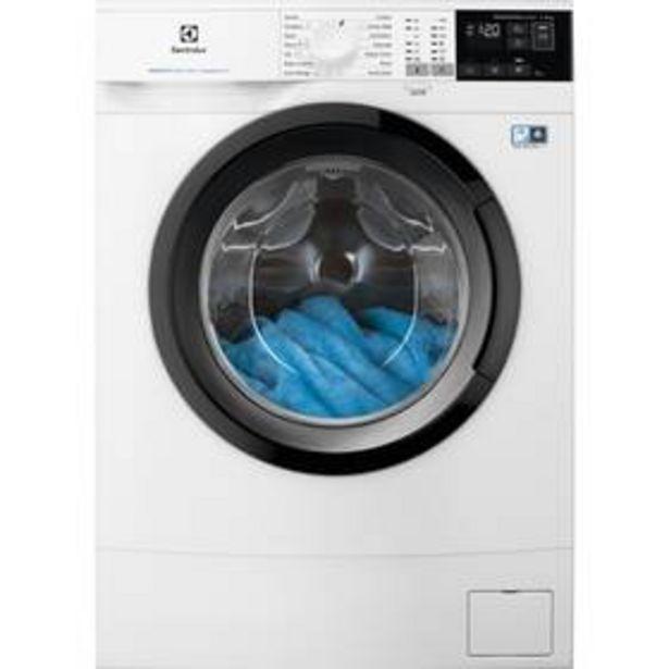 Pračka Electrolux PerfectCare 600 EW6S426BCI bílá akce v 9990Kč