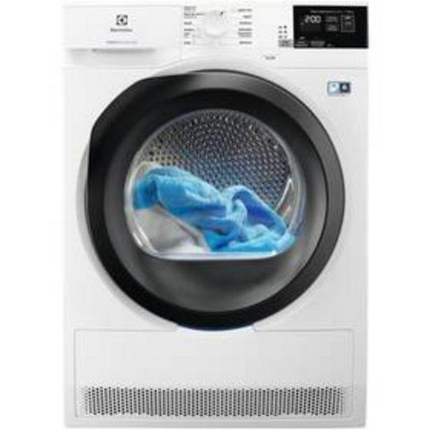 Sušička prádla Electrolux PerfectCare 800 EW8H458BC bílá akce v 13990Kč