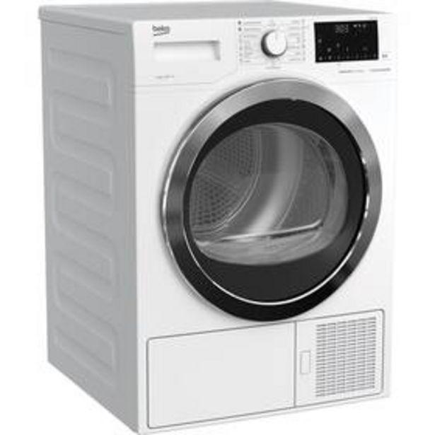 Sušička prádla Beko DPY 8506 GXB1 bílá akce v 11990Kč