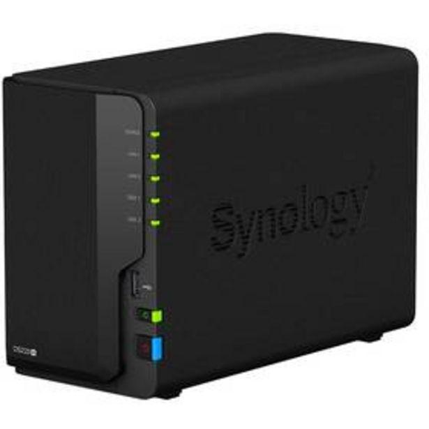 Datové uložiště (NAS) Synology DS220+ (DS220+) akce v 8459Kč