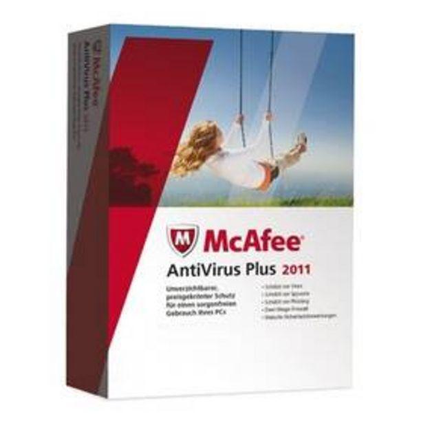 Software Lenovo McAfee 2011 (888010459) akce v 7Kč